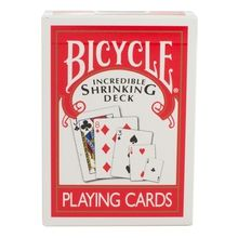 Incredible Shrinking Bicycle Deck With DVD