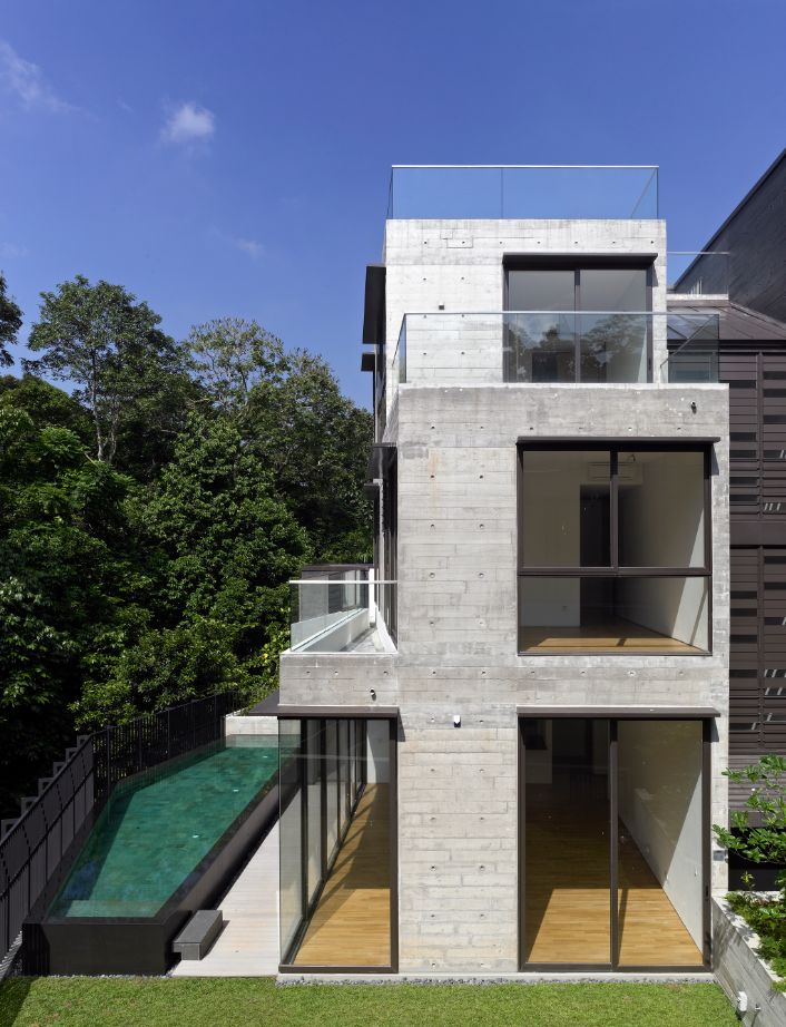 19 best residential enclaves images on pinterest for Top architectural engineering firms