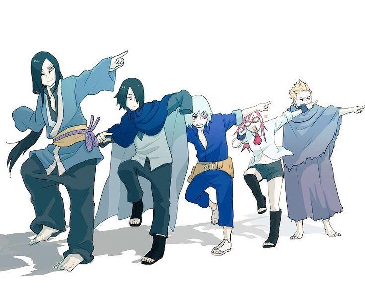 Lol! Everybody let's do the evil dance! xD | Naruto ...