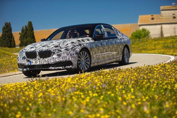 Zo maakt BMW zijn toekomstige modellen onherkenbaar