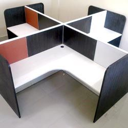 Visit us at: www.dboffice.in/  Pentagon Workstation by Dee Bee office concepts.