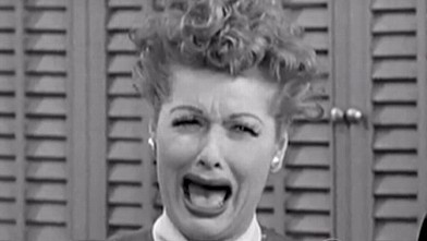 """""""I Love Lucy"""" names Best TV Show of All Time !! in a poll by People Magazine and ABC News. Congrats Cousin Lucy !!!"""