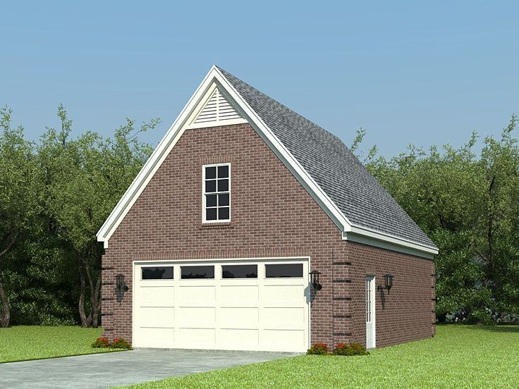 Detached garage plans with boat storage woodworking for Garage plans with storage