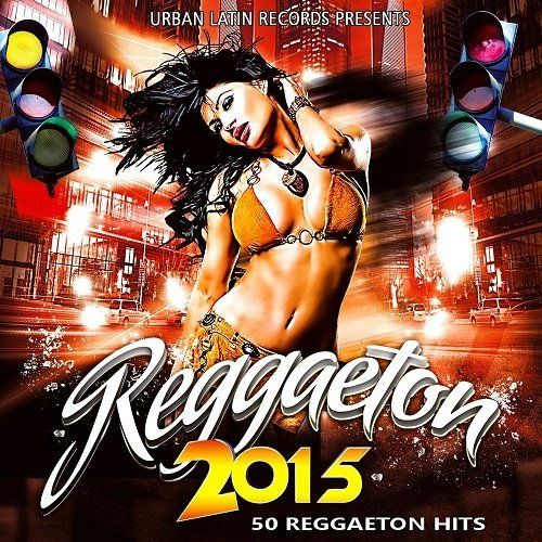 Reggaeton (2015) - Album