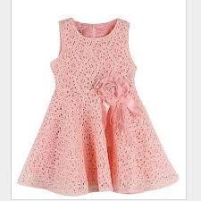 Resultado de imagen para vestidos de niña con encaje