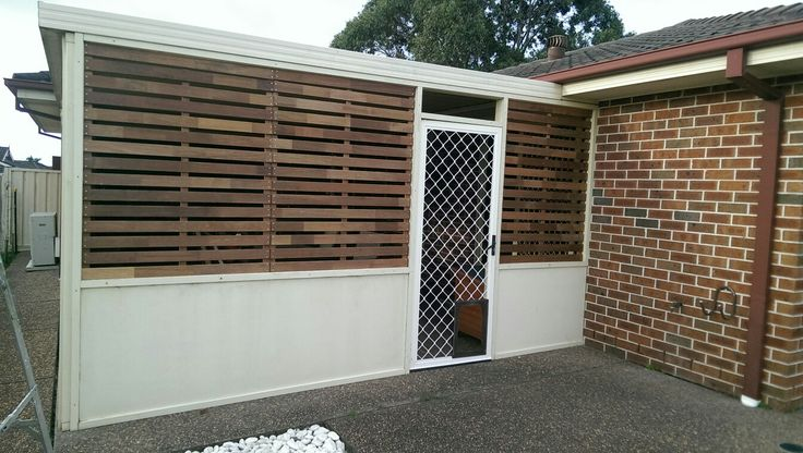 Patio Slatting 2
