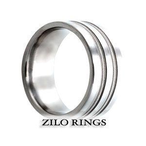 Hochfelden, Tungsten Ring Price: $271.62 (You save $135.83)