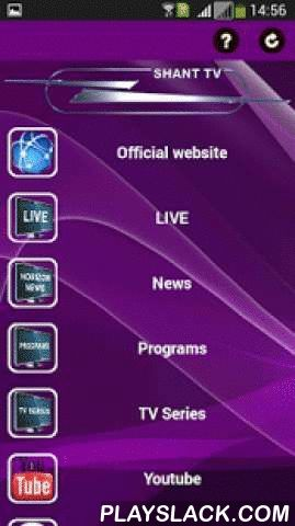SHANT TV  Android App - playslack.com , Armenian Online TV Channel - SHANT TV. TV in Armenia, News Programs, Entertainment, Serials, Shows