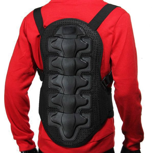 FREE QUICK Shipping Expected Delivery Time: 3-6 Business Days (USA, Canada) Description: Made of high-density wear-resistant nylon. A high quality armor that you can wear alone or under jackets of any