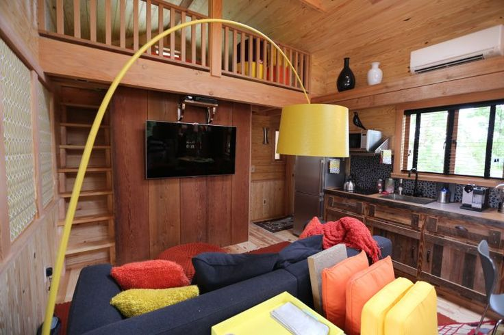 inspiration treehouse masters interior