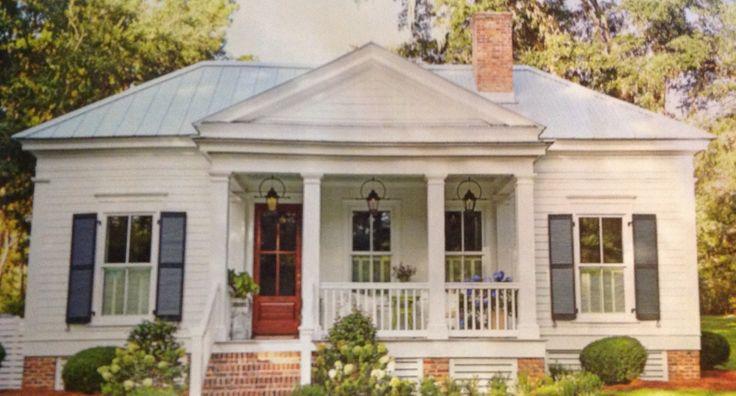 Dream House Exterior Modern Southern Living