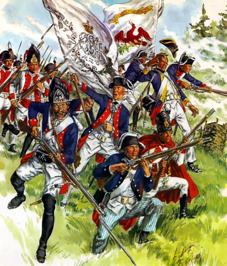 5) The American Revolution and the American Civil War