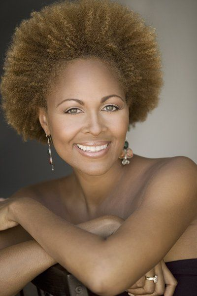 Natural Hair Styles For Mature Black Women