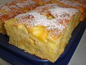 Apfelkuchen Großmutters Art – Hungary Muslima