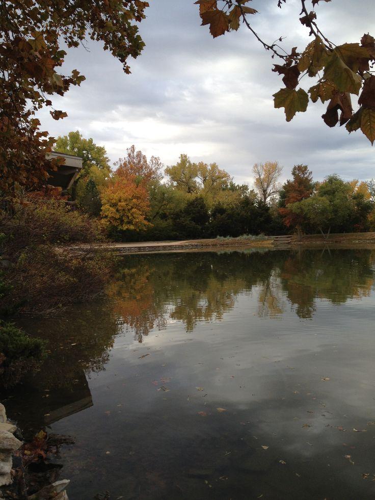 Dillon Nature Center, Hutchinson, Kansas