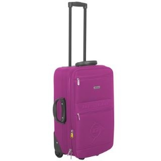 Dunlop 16inch Suitcase £11.99 #cabinsuitcases #handluggage  http://www.mrluggage.com/dunlop-suitcase-pink-708200