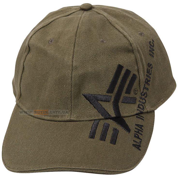 Кепка Big A Cross Cap Alpha Industries (оливкова)  Наявність: під замовлення  Ціна: 20 $