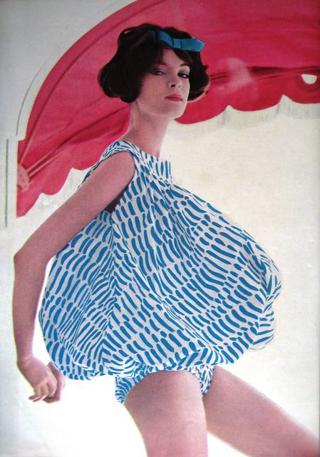 Vogue 1958, Norman Parkinson