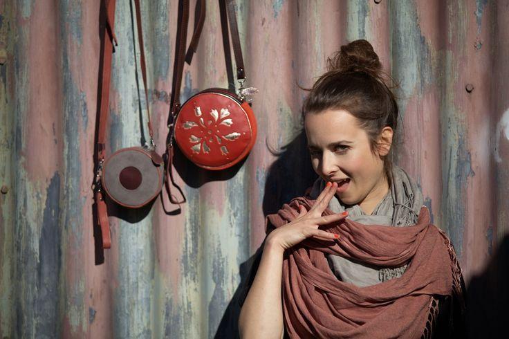 "model: Frania model: Basia ""Chłopcy kontra Basia"" fot. Marta Kuras&Radek Chrupek"