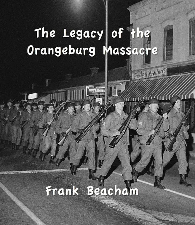 Orangeburg massacre essay