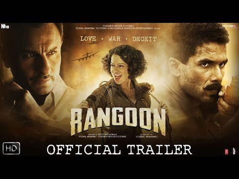 Rangoon Movie Trailer Launched !! | Brisk News