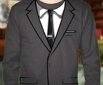 Look suave and sophisticated without wearing an actual full suit jacket with these long sleeve suit shirts. The perfect combination of style and comfort, these suit shirts go great with some fitted pants. You'll practically be beating women off with a stick.