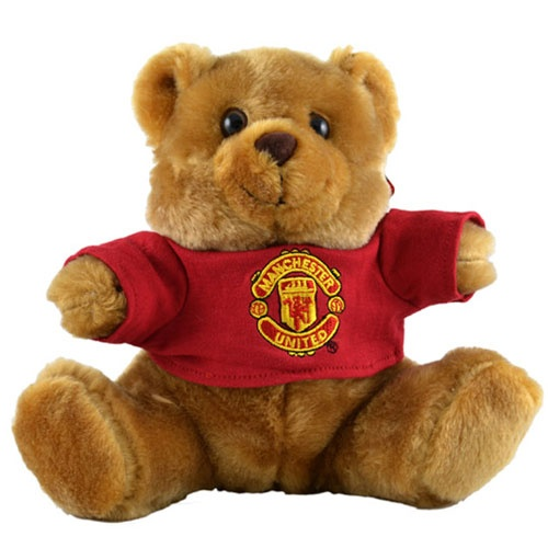 Manchester United Personalised Teddy Bear