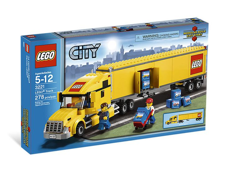LEGO® City Truck