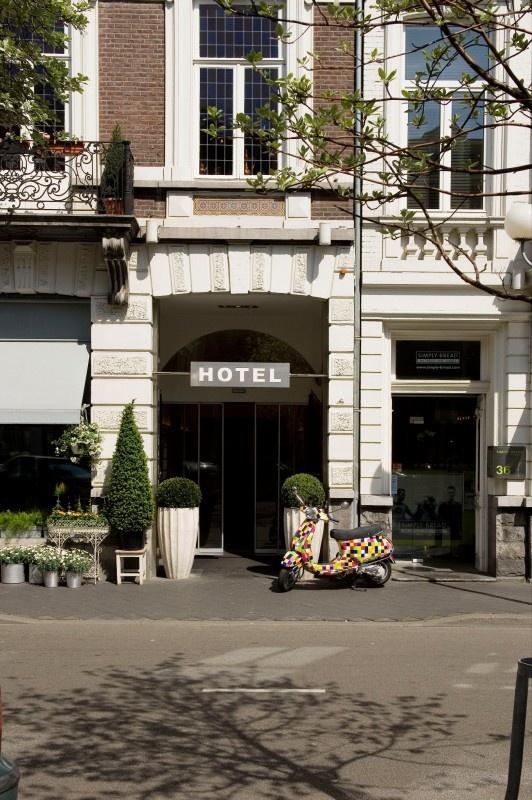 Designhotel Maastricht - Hampshire Eden - Maastricht, The Netherlands - 105 Rooms - Hästens Beds
