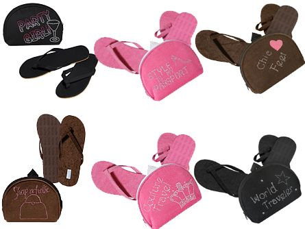 foldable flip flops...need