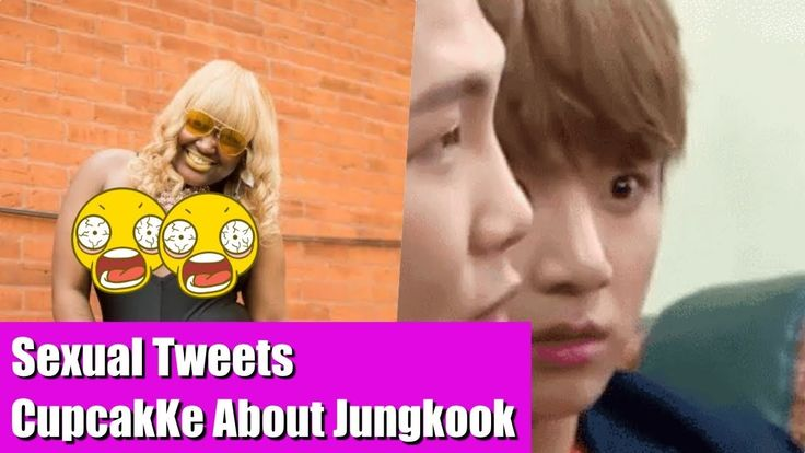 American Rapper CupcakKe Disturbs BTS fans With Tweets About Jungkook