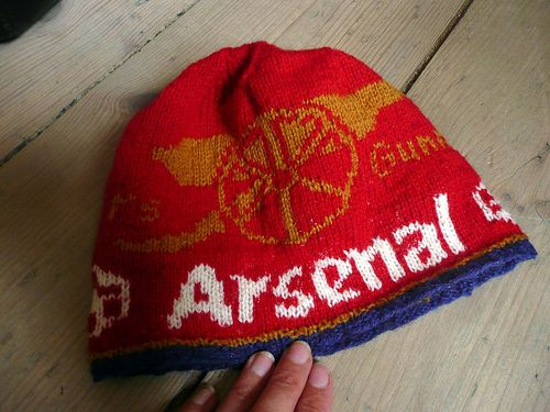 Ravelry: The Gunners! pattern by Tori Seierstad
