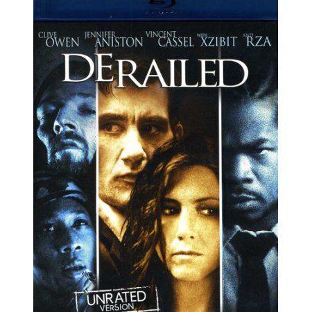 Derailed (Blu-ray)