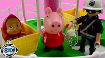 Peppa Pig Casa de Vacaciones Holiday Sunshine Villa Playset - Juguetes de Peppa Pig - YouTube