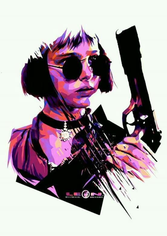 POSTER Léon: The Professional, Matilda #poster