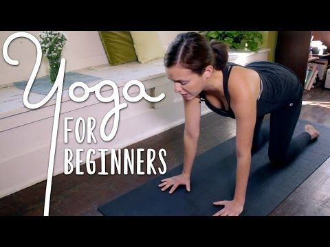 Yoga For Complete Beginners - 20 Minute Home Yoga Workout! - YouTube. i like this one!!! great for relaxing and stretching daily : )