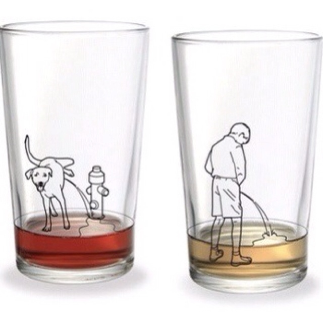 I want these glasses: Drinks Glasses, Donkeys Products, Gifts Ideas, Timeline Photo, Pee Glasses, Creative Products, Products Design, Funny Drinks, Funny Gifts