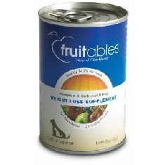 This is a great product for dogs especially if they have an upset tummy.  Fruitables pumpkin and oatmeal blend is billed as a weight loss supplement, but it is also great for dogs who have the runs or are constipated.  It worked so well for my baby when she was sick, I give it to her every day for digestive health.  You can also use plain old canned pumpkin.