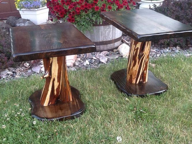 54 best Rustic Log Furniture images on Pinterest