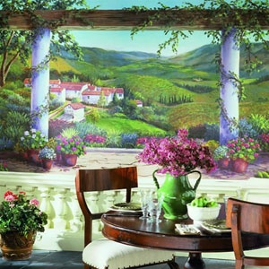 242 Best Images About Wall Murals Amp Painted Furniture On