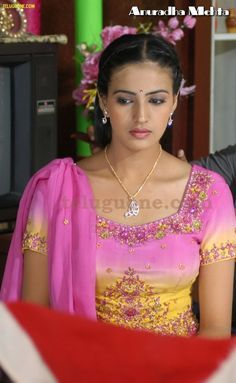 Telugu Girls | Anuradha Mehta New Telugu Girl Photos