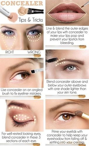 Want A Dose On Step By Step Makeup? Here's A Complete