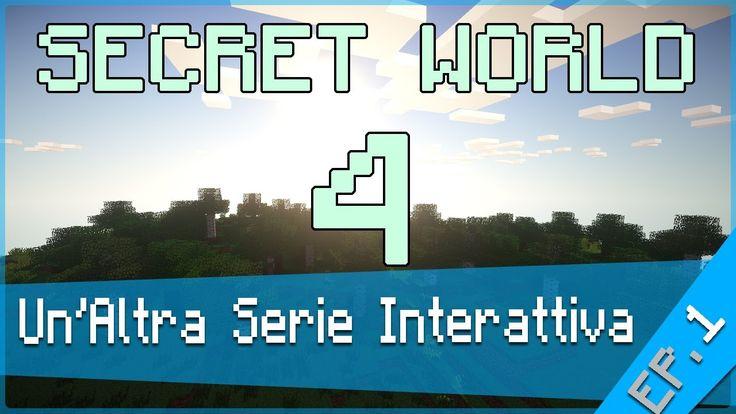 SecretWorld 4: -Un'Altra Serie Interattiva- Episodio #1
