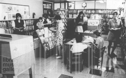 Children's Library 1975 - Hurstville Libraries