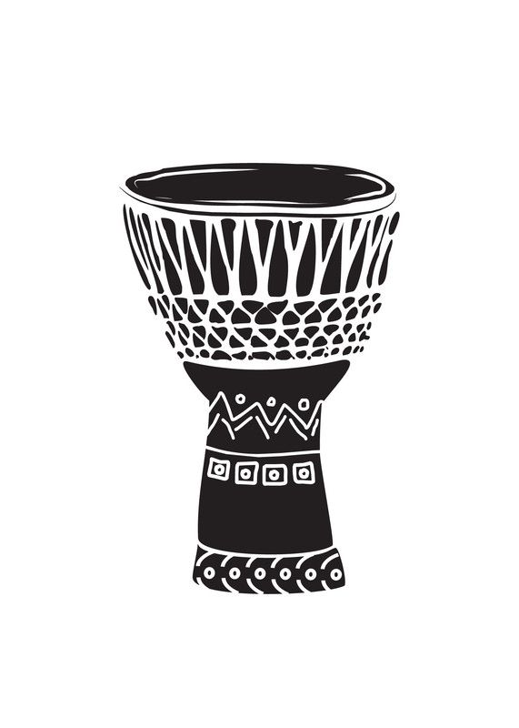 African Drum | minted