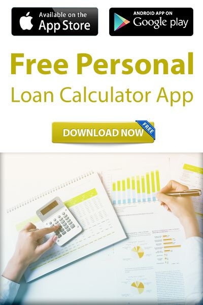 Calculate your Personal Loan repayment amount through Loans Direct Smartphone App named Loans Calculator for Australia that features various  Loan Calculators. Download free from either App Store or Play Store.
