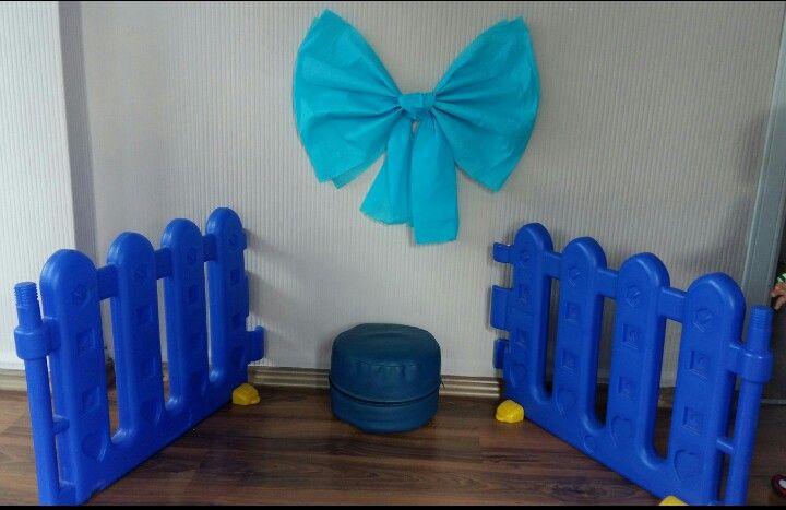 Mavi renkli nesneler çalışmamız