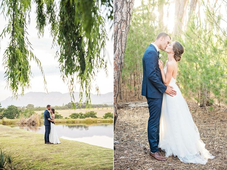 Forest Weddings  Wedding venue in Cape Town close to Stellenbosch Sunset wedding photography Ido @ WineryRoadForest #wineryroadforest