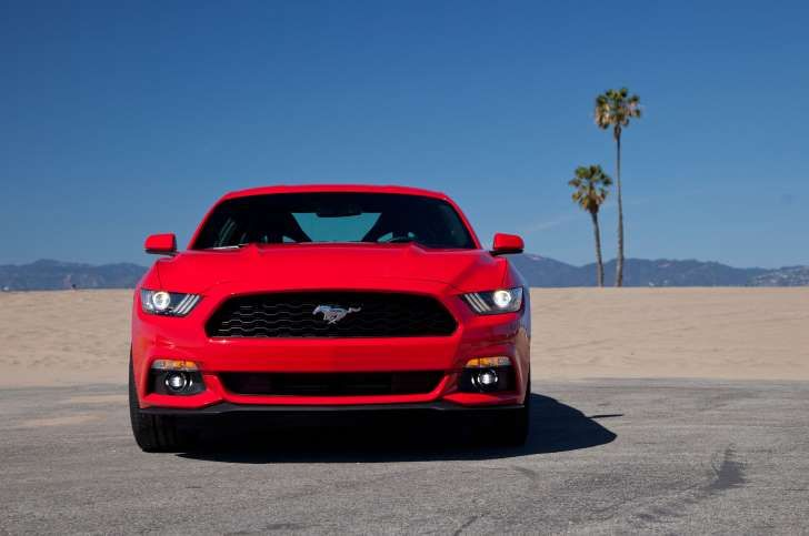 2015 Ford Mustang EcoBoost 2.3 Manual First Test