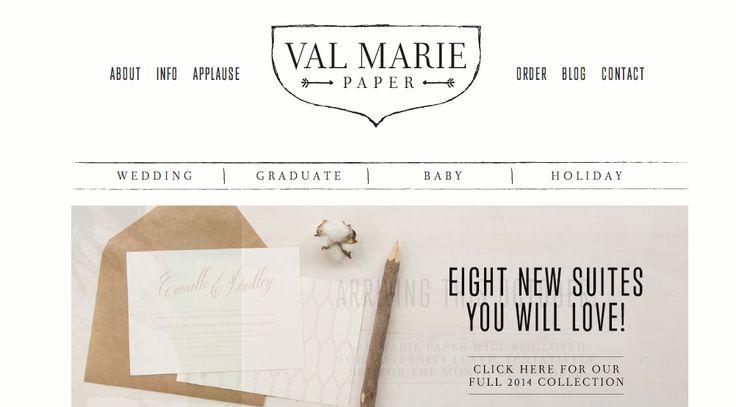 website design  http://www.valmariepaper.com